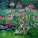 Coneflower Melodie Plein Air
