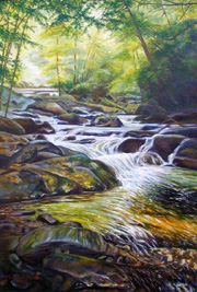 Portrait & Fine Art Painter in Virginia