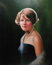 Virginia Portrait Artist - Distinguished Memorial Portraits