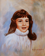 Portrait Painter in Virginia - Children Portraits