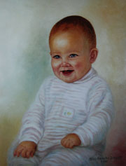Virginia Portrait Artist - Children's Portraits