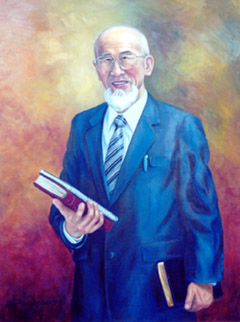 Rev. Kim Young Yun clergy portrait